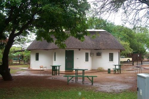 Lower Sabie Huts
