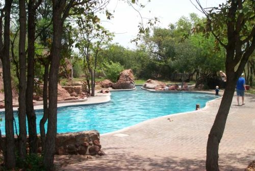 Mopani swimming pool