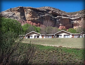 Accommodation at Brandwag in the Golden Gate Highlands National Park