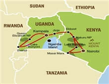 NMG Route Map