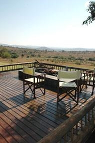 Bayete Zulu Viewing deck