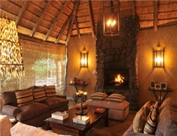 Savanna Tented Safari Lodge Lounge Area