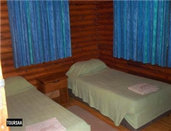 Cape Vidal - Log Cabin
