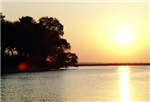 Chobe National Park sunset