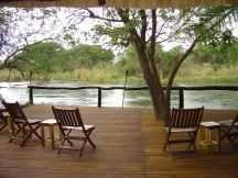 Sekoma Island Lodge River