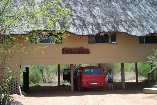 Boulders Bush Camp
