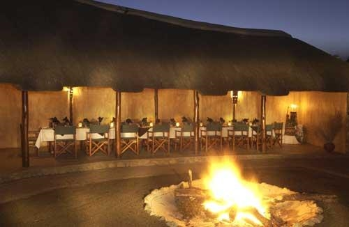 Mkuze Falls Game Lodge - Boma