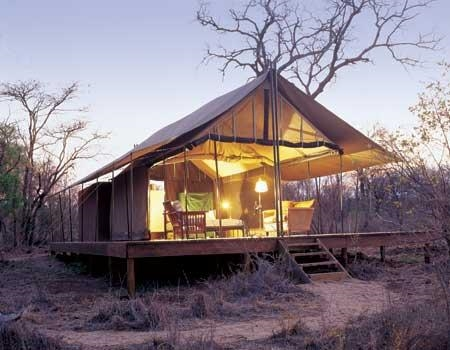 Mantobeni Tented Safari Camp