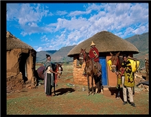 Local Villages - Lesotho
