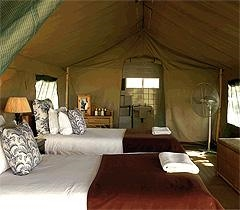 Nkelenga Tented Camp