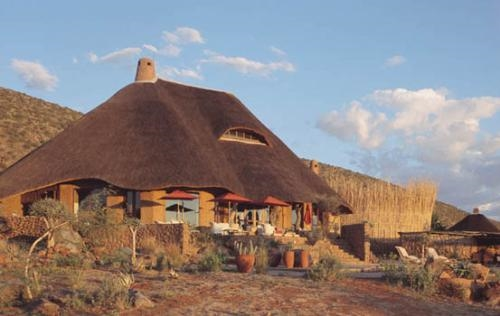 Tswalu Game Lodge