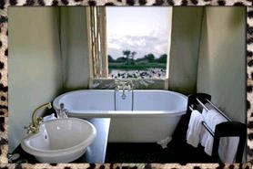 Thula Thula luxury tented camp