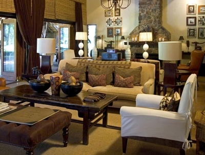 Dulini Game Lodge Lounge