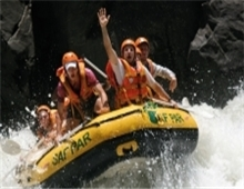 Water Rafting by Victoria falls