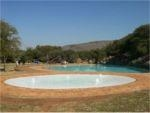 Manyane resort pool