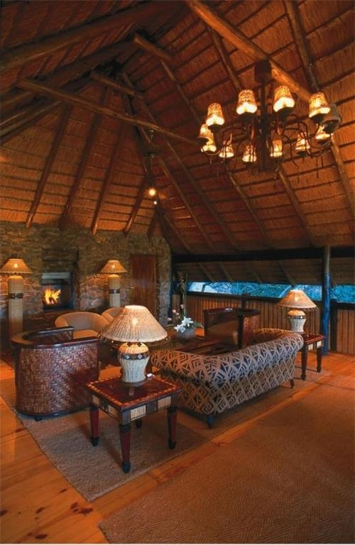 Entabeni - Eagles Nest Lodge Lounge