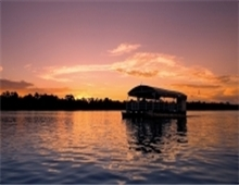Kasinga Channel sunset cruise
