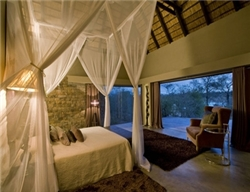 Chitwa Chitwa Game Lodge bedroom