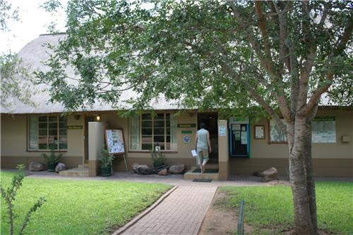 Biyamiti Reception