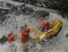 adventure activities victoria falls, white water rafting