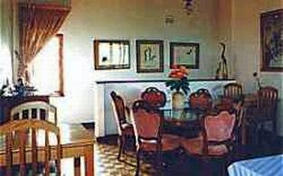 St Lucia Wetlands Guest House - Dining room