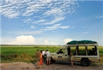 Game Drive in the Mahango National Park