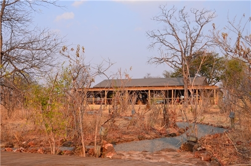 Chobe Elephant Camp