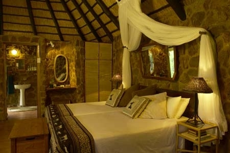 Leopard Mountain Game Lodge Room