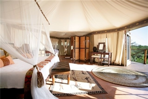 Thula Thula Luxury Tents