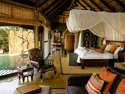 Leopard Hills Private Game Reserve Suite Bedroom