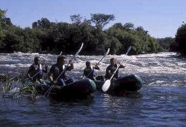Zambezi Royal Chundu & Tree Top Safari Lodge