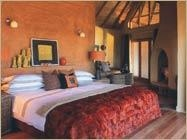 Madikwe safari Lodge bedroom