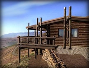 Log Cabins at Highlands Mountain Retreat - Golden Gate Highlands National Park