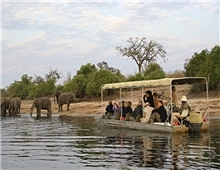 Chobe National Park, Boat cruise