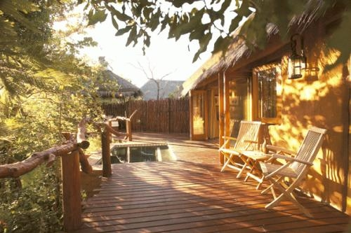 Simbambili Plunge Pool
