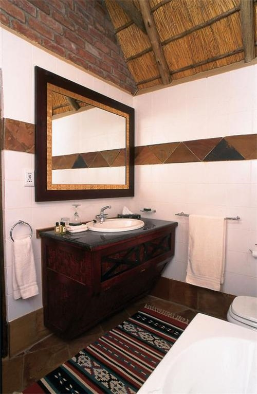 Entabeni - Eagles Nest Lodge bathroom