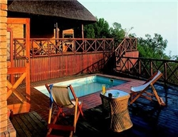 Ntshondwe Camp Lodge Pool